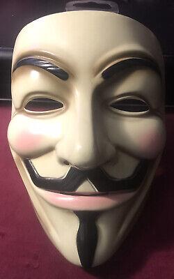 V For Vendetta Official Mask