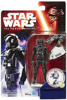 Star Wars First Order Tie Fighter Pilot Figur Episode 7 The Force Awakens