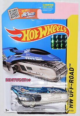 Hot Wheels 2015 Hw Todoterreno Tread Aire