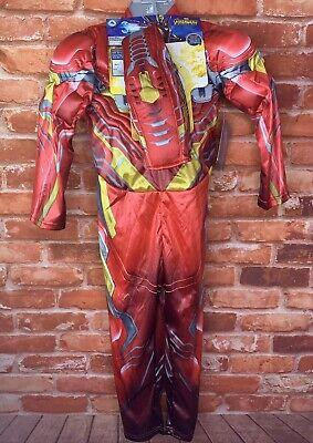 Disney Store Marvel Avengers: Infinity War Iron Man Costume for Kids Size - Disney Infinity Marvel Kostüm