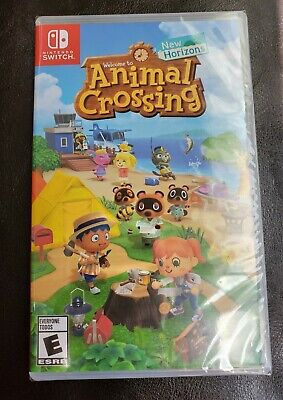Animal Crossing: New Horizons – Nintendo Switch New in Sealed Box