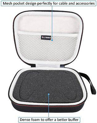 LTGEM Hard EVA Case For Nintendo Switch Pro Controller Travel Storage Carry Bag