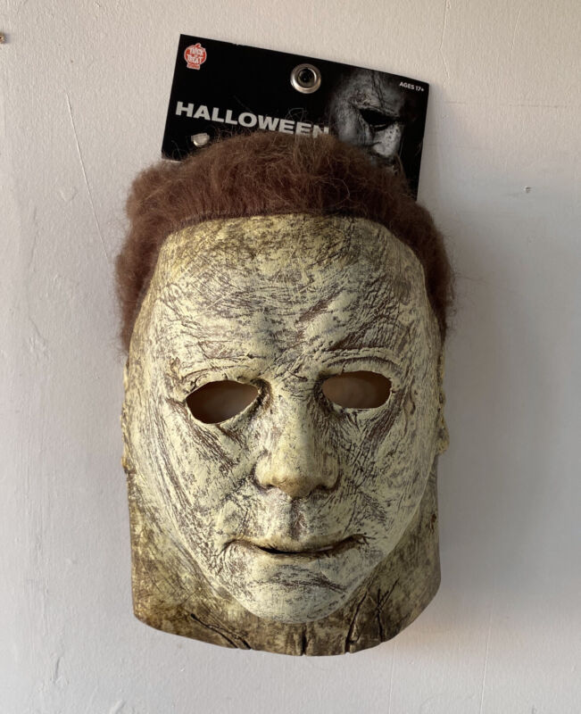 🎃 Authentic 2018 Michael Myers Halloween Mask Trick Or Treat - USA Seller #9