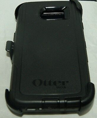 New! Otterbox Defender Series Case For Samsung Galaxy S6 & Holster Belt Clip on Rummage