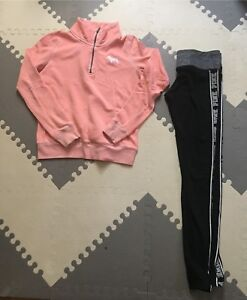 XS pink outfit