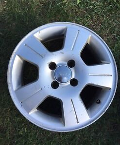 "4 mags 16"" OEM FORD FOCUS (4x108)"