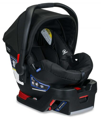 Britax B-Safe 35 Infant Car Seat Baby Child Safety Raven NEW