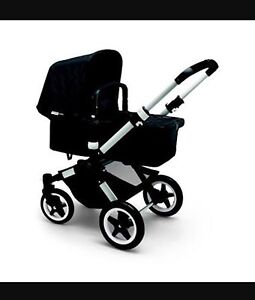 Bugaboo Buffalo pram with bassinet included and 2 colours Lugarno Hurstville Area Preview