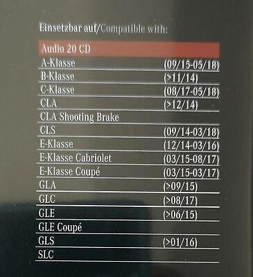 2020-2021 Mercedes V14 MAP GARMIN NAVIGATION SD Card A B CLA CLS E,GL GLA GLE