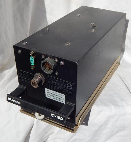Civilian Aircraft RT-18D Radio Set, Used