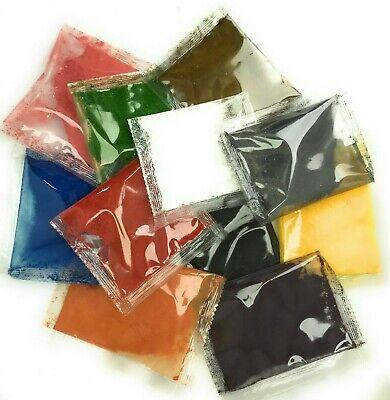 Pulver Lebensmittel Farbe (Lebensmittelfarbe Pulverfarben   Pulver  10g alle Farben Regenbogenkuchen)