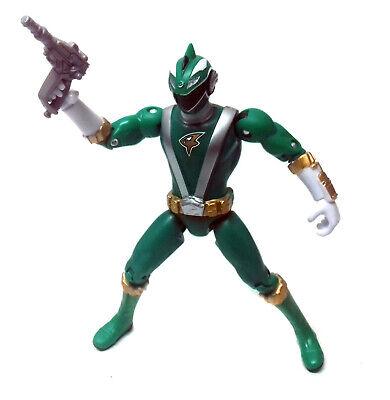 Power Rangers RPM GREEN Ranger 5