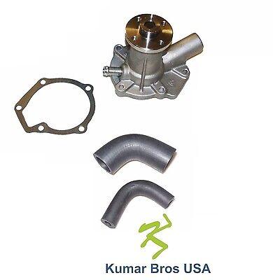 New Kubota B1550 B1750 B2150 B20 B6200 B7200 B8200 B9200 Water Pump With Hoses