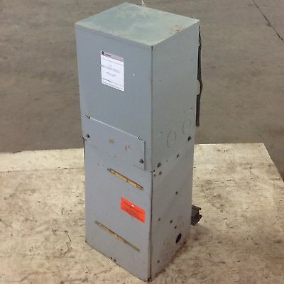 Ge Servicenter Mini-unit Substation Np 475a445aap003 R2 Pzb
