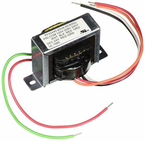 PACKARD PF42440-24 VOLT HVAC TRANSFORMER (120v/208v/240v to 24VAC) - FREE SHIP!