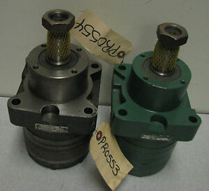 Motor parts ross hydraulic motor parts for Parker ross hydraulic motor