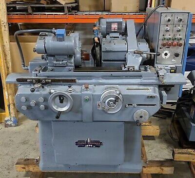 Jones Shipman 1070 6 X 12 Hydraulic Cylindrical Grinder
