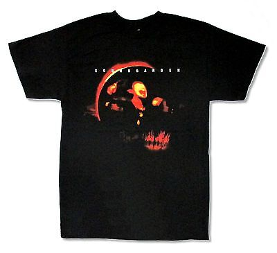 Soundgarden Superunknown Black T Shirt New Official Album Art Chris Cornell