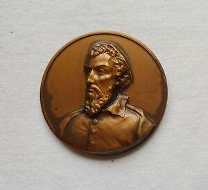 MEDAGLIA ANTONIO ALLEGRI PITTORE CORREGGIO 1934 IV° CENTENARIO REGGIO E. PARMA - Italia - in caso di difformita' rispetto a foto e descrizione - Italia