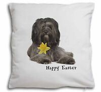 'happy Easter' Terrier Tibetano Morbido Tipo Velluto Cuscino Decorativo C, -  - ebay.it