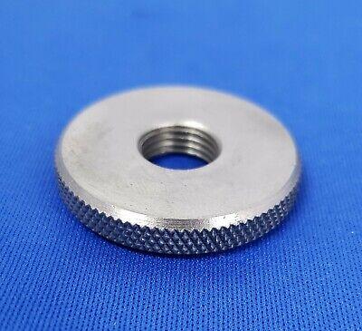 Bridgeport M-head Micro Screw Jam Nut Used
