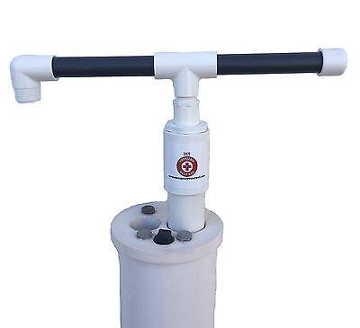 Water Well Hand Pump - 25 Feet