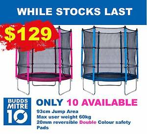 kids trampoline - only 10 available - 93cm jumping area Broadbeach Gold Coast City Preview