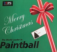 10 PERSON PAINTBALL XMAS GIFT Yallourn North Latrobe Valley Preview