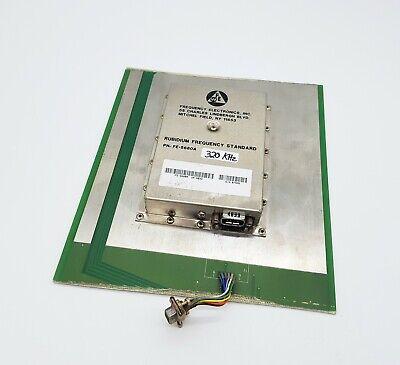 Frequency Electronics Fe-5680a 320khz Rubidium Frequency Standard