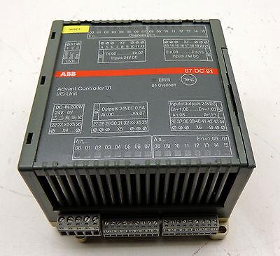 Abb 07dc91 Advant Controller 31 Io Unit Gjr5251400r0202