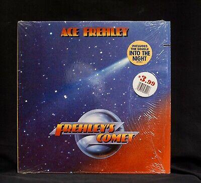 Ace Frehley Comet LP Megaforce 1987