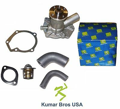 New Kubota B8200hst-dp B8200hst-ep Water Pump With Hoses Thermostat