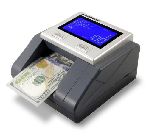 AccuBanker D585 4-Way Counterfeit Bill Detector