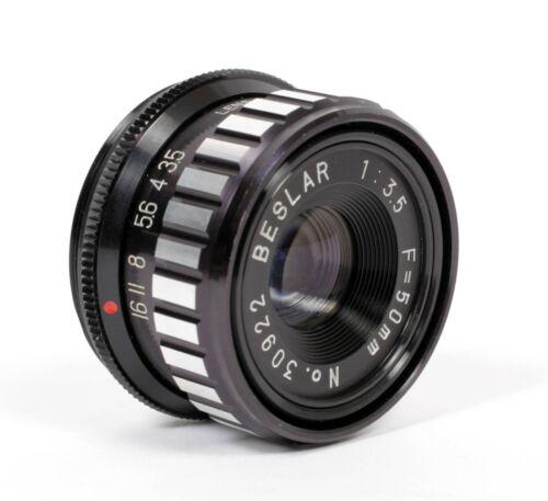 Beslar Japan 50mm F3.5 enlarger lens