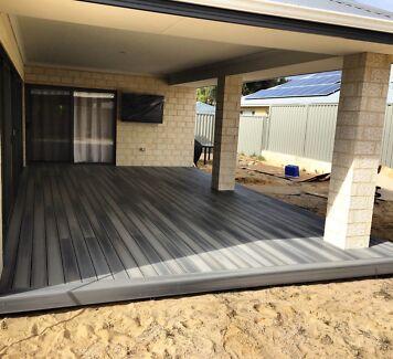 Carpenter - Decking installer