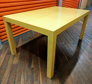 **Urgent. Italian Designer Dining Table Marrickville Marrickville Area Preview