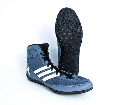 f37db7bf6a426 Adidas Mat Wizard 3 Senior Wrestling Shoe Grey Mens Sz 8 AQ5647 FREE  PRIORITY.  . 78.97. Buy It Now. Free Shipping