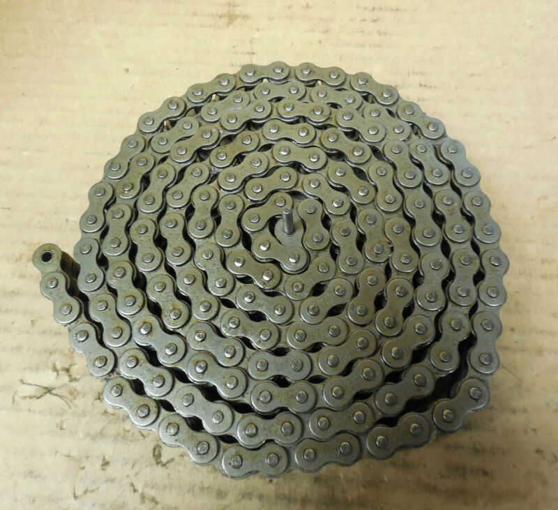 Acme Double Roller Chain #40 40 7 Ft 7Ft New