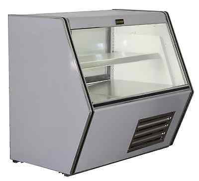 48 New Us-made Counter Deli Case With Us Compressor Cooltech Refrigerated
