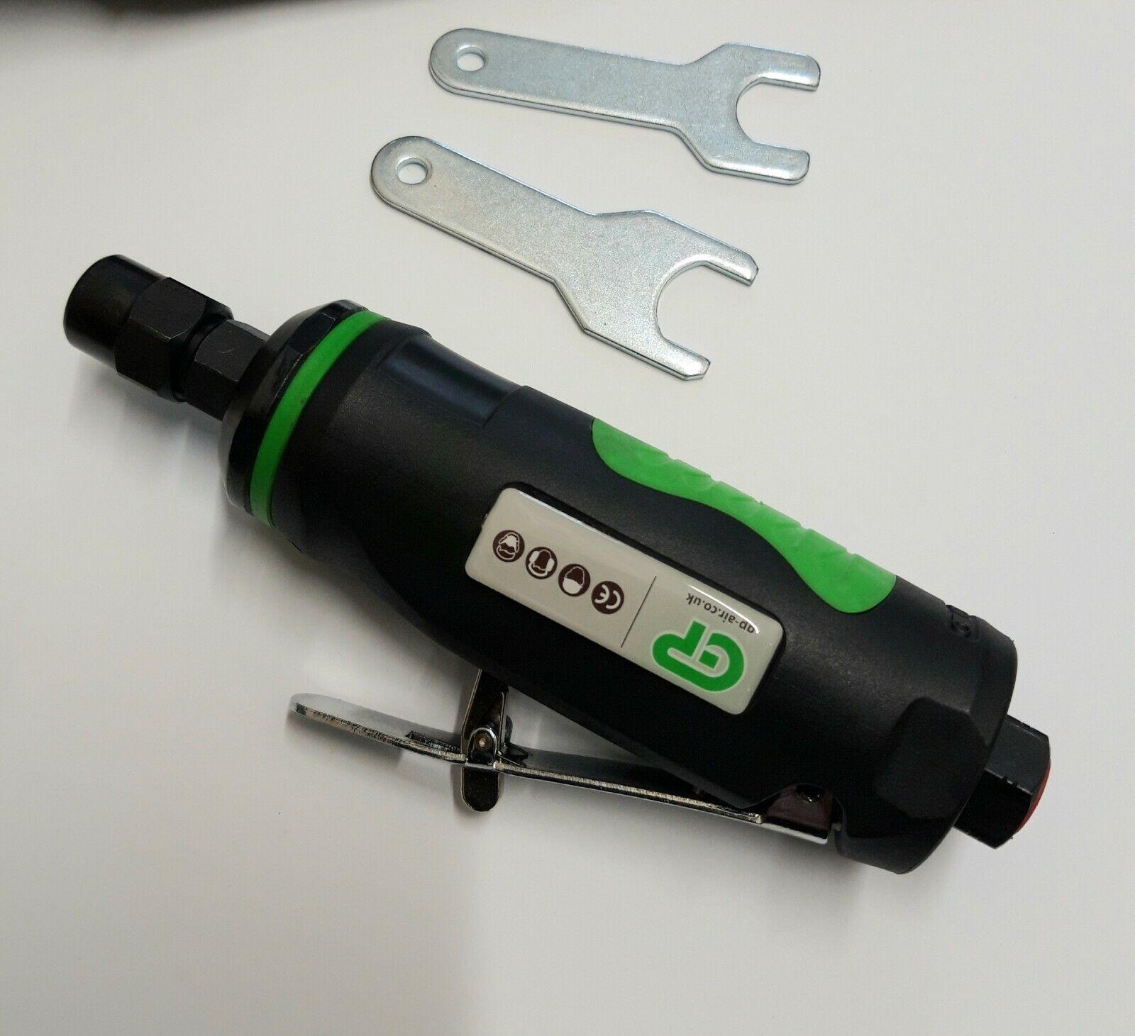 6mm Diameter Air Die Grinder Composite material 20,000 RPM, 1/4 BSP Inlet