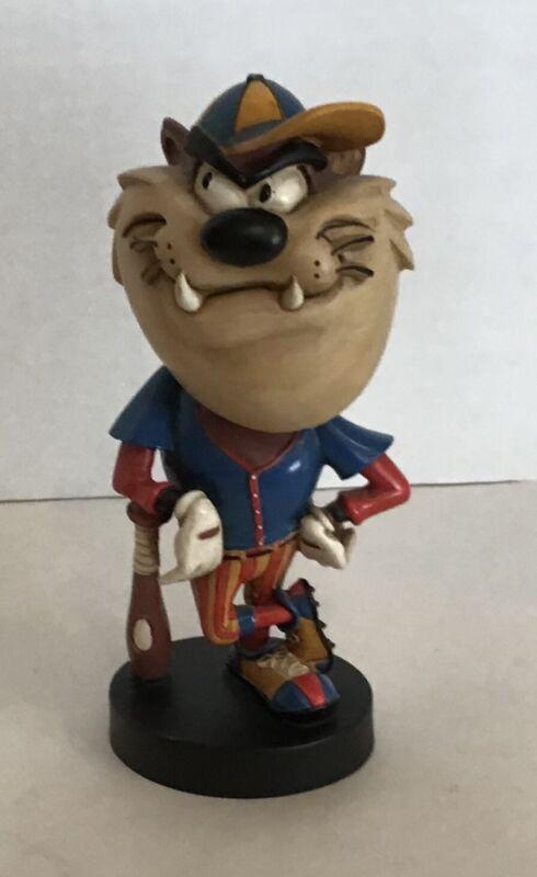 Looney Tunes Tazmanian Devil Resin Nodder