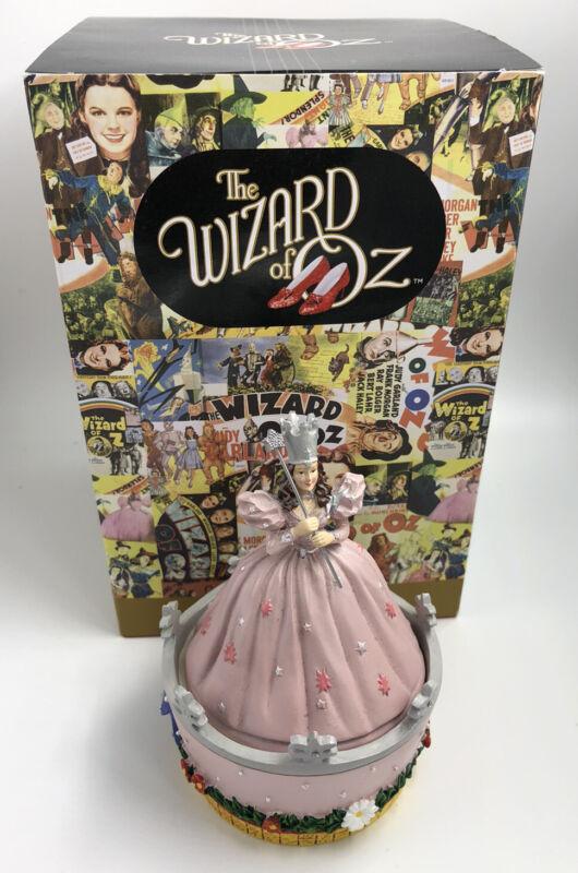 wizard of Oz GLINDA trinket box - jewelry holder (Z3)