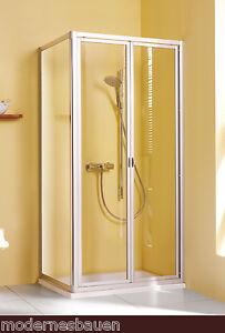 breuer fara 4 klappt r 2 fl gelig 90 cm mit seitenwand 80 90 cm auch sonderma e. Black Bedroom Furniture Sets. Home Design Ideas