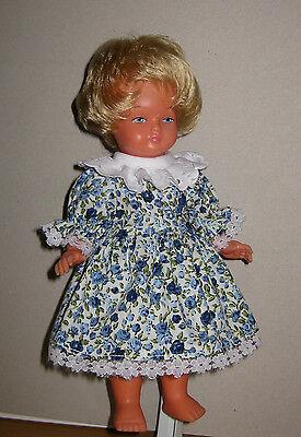 Puppenkleid Kleid mit Hose für Schildkrötpuppen  Puppen ca 20 cm