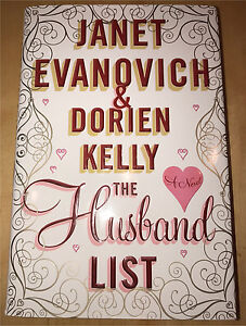 Janet Evanovich and Dorien Kelly The Husband List Hardcover