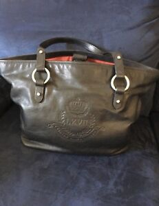 Ralph Lauren leather tote/purse