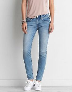AMERICAN EAGLE SKINNY JEANS-NEW!