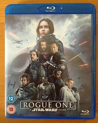 ROGUE ONE - A STAR WARS STORY (Blu-ray, 2-Disc)