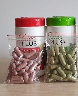 JUICE PLUS+ Premium Capsules X20 - Fruits(10) Veggies(10) NEW STOCK