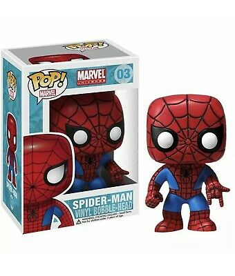 Funko Pop! Spider-Man #03, Marvel Universe